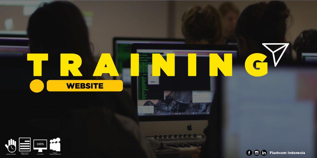 Tempat Training Website