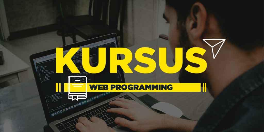 Kursus Web Programming dengan Mengetahui Trik Menjadi Web Developer Handal dan Profesional