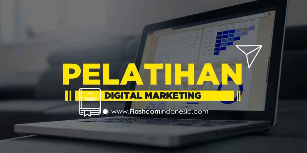 Pelatihan Digital Marketing dengan Materi Tips Belajar Bisnis Online Pemula