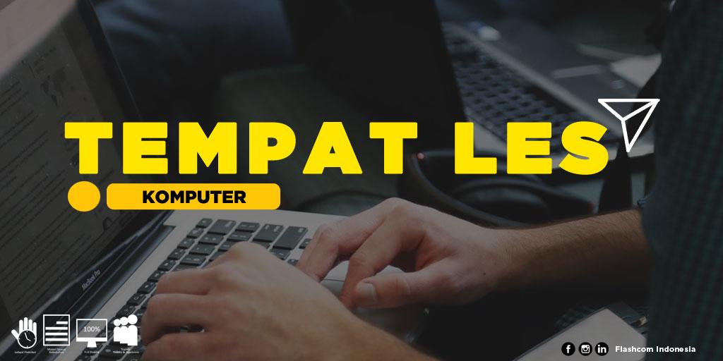 Tempat Les Komputer