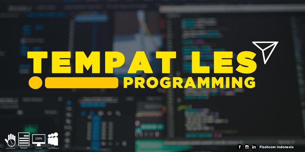 Tempat Les Programming
