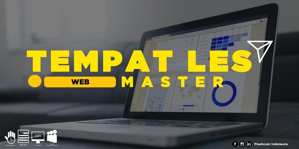 Tempat Les Web Master