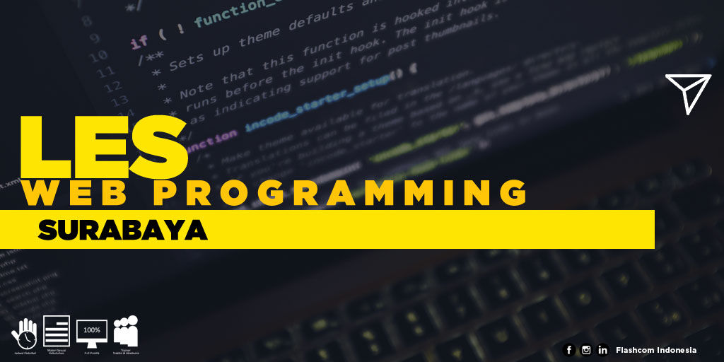Tempat Les Web Programming Surabaya