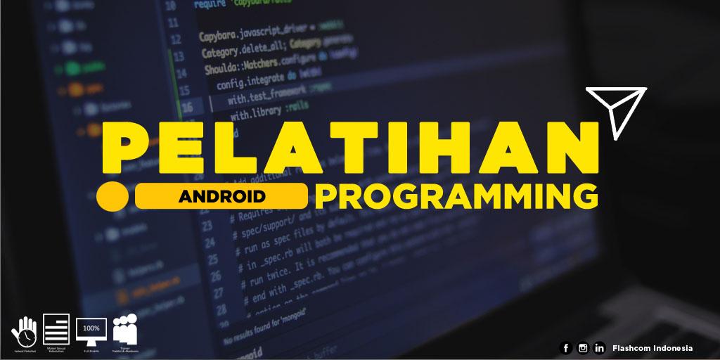 Tempat Pelatihan Android Programming