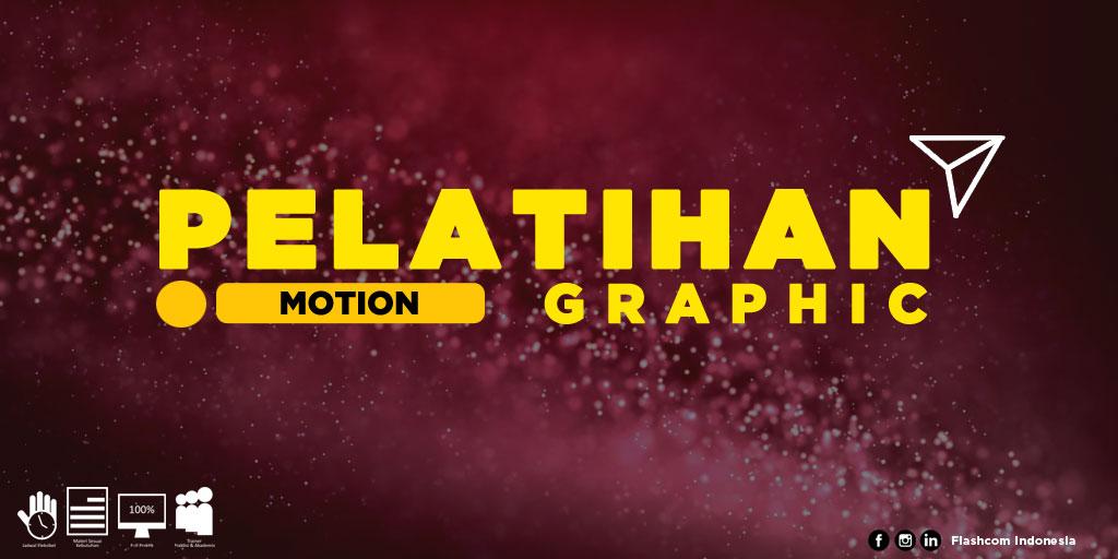 Tempat Pelatihan Motion Graphic