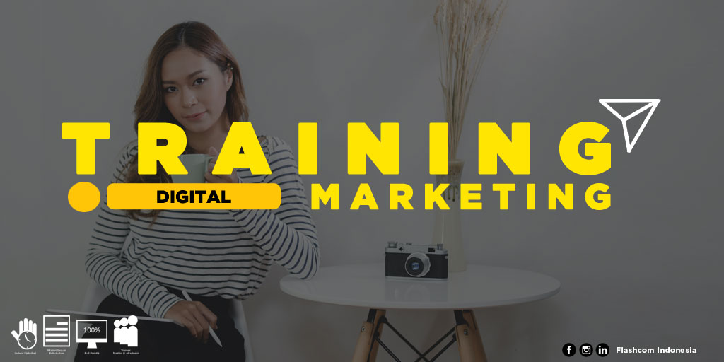 Tempat Training Digital Marketing
