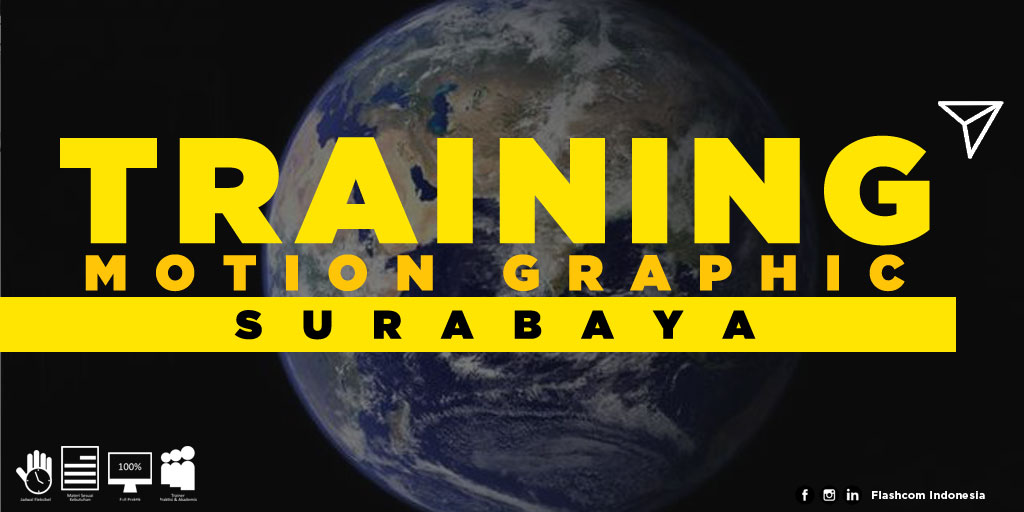 Tempat Training Motion Graphic Surabaya