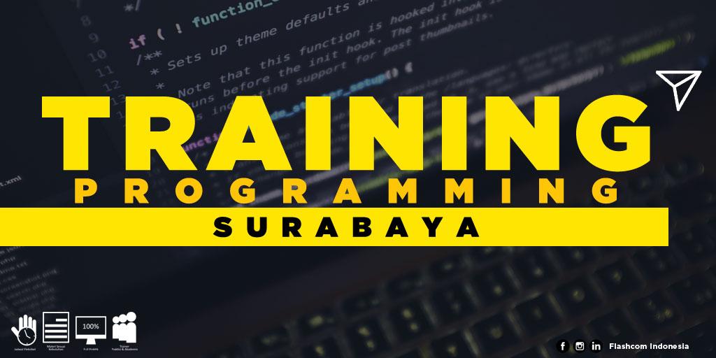 Tempat Training Programming Surabaya