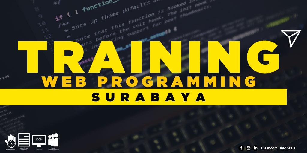 Tempat Training Web Programming Surabaya
