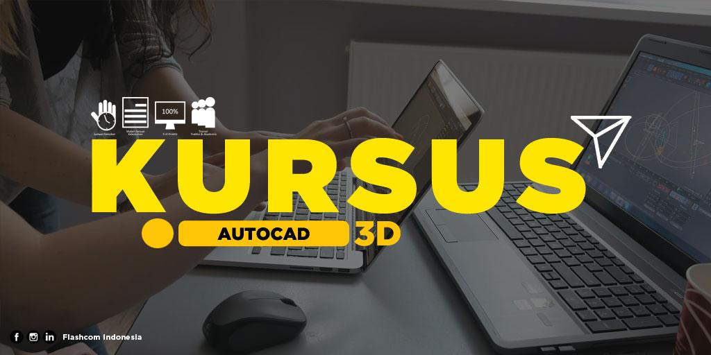 Kursus Autocad 3D