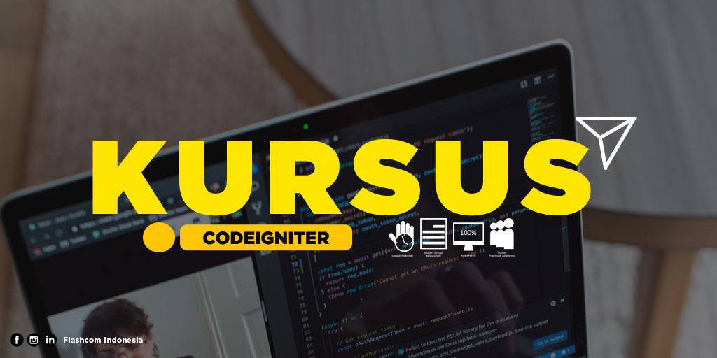Kursus Codeigniter