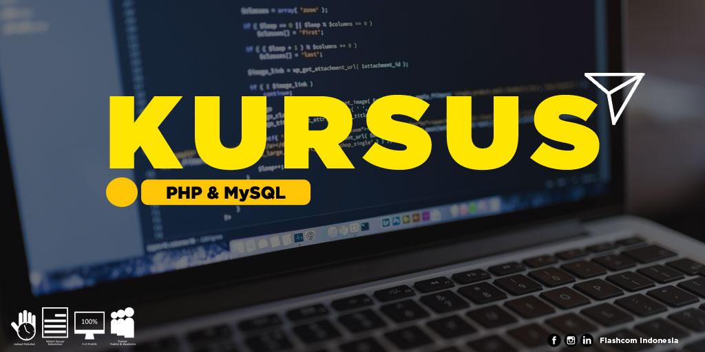 Kursus PHP dan MySQL