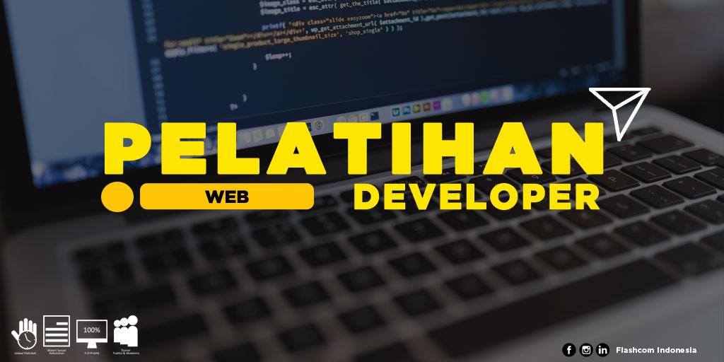 Tempat Pelatihan Web Developer