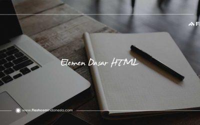 Penting ! 5 Elemen Dasar HTML yang Sangat Berguna Tapi Jarang Diketahui Orang
