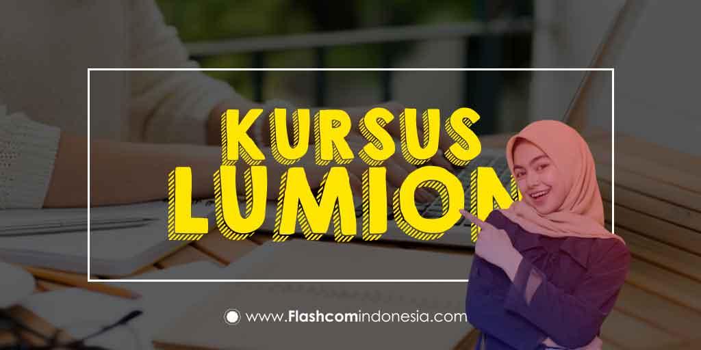 KURSUS LUMION