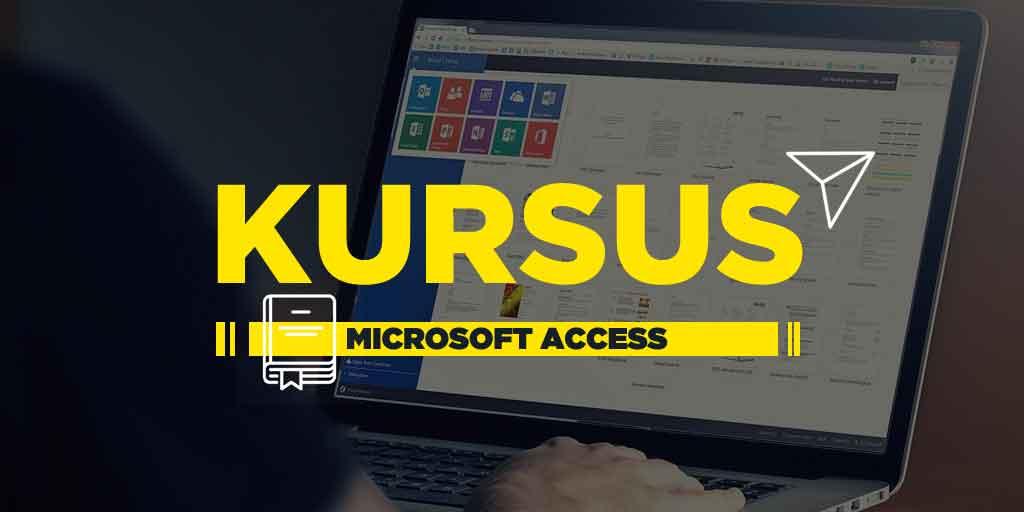 Tahapan Membuat Aplikasi Sederhana Saat Mengikuti Kursus Microsoft Access bersama Flashcom