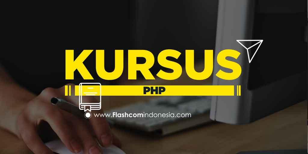 Belajar XAMPP dan Tata Cara Mengoperasikan PHP di Kursus PHP bersama Flashcom Indonesia