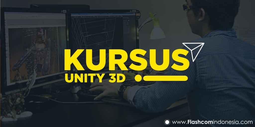 Belajar Membuat Game Kursus Unity 3D dengan Beragam Fitur Canggihnya di Flashcom Indonesia