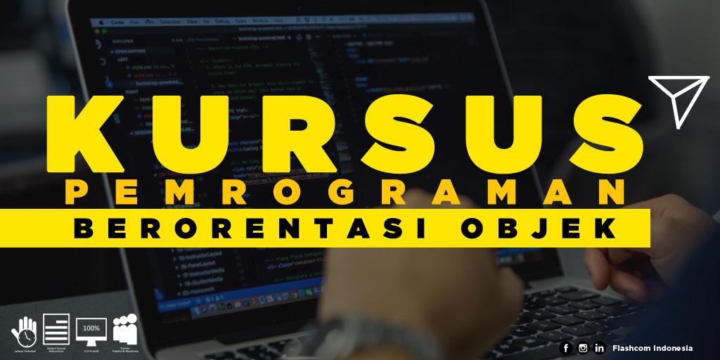 Kursus Pemrograman Berorientasi Objek menjadi Skill Paling Dicari Para Programmer