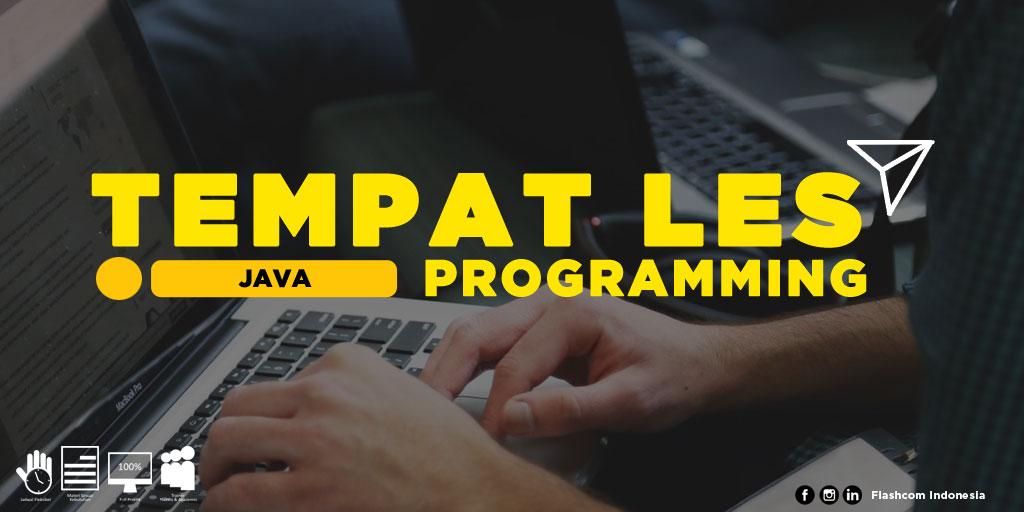 Tempat Les Java Programming