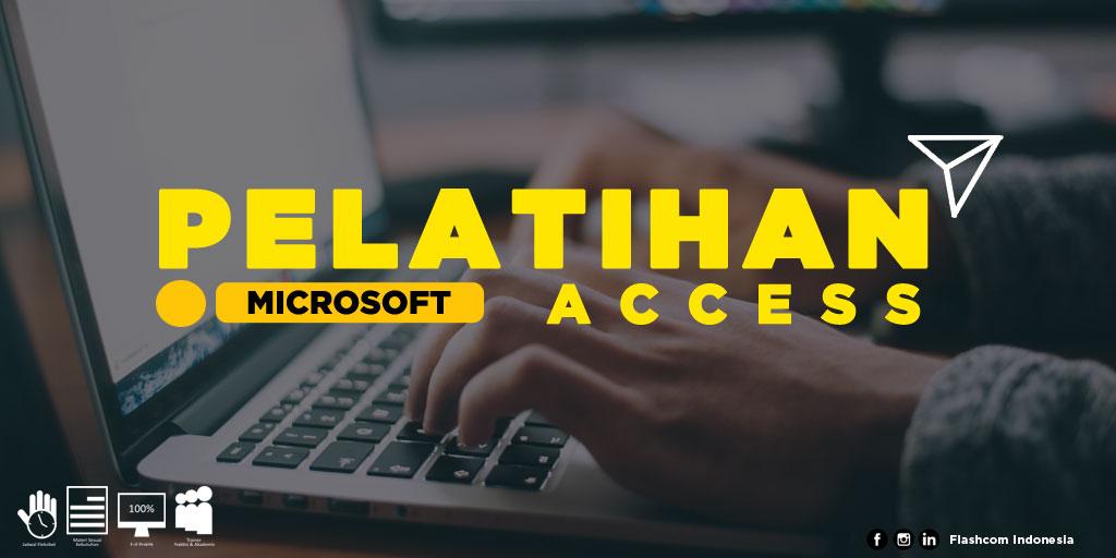 Tempat Pelatihan Microsoft Access