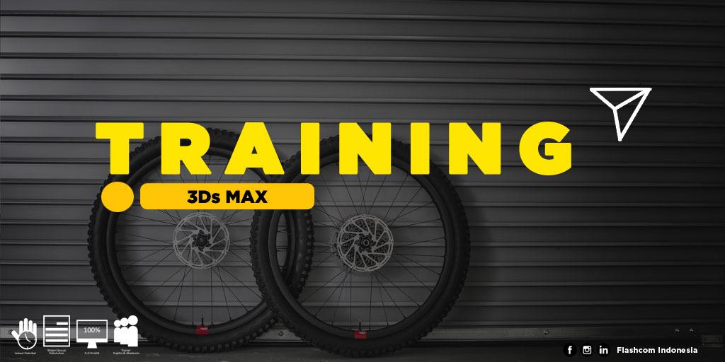Tempat Training 3Ds Max