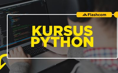 Kursus python basic to advance bersama Flashcom dengan praktisi dan akademis