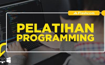 Lengkap ! Tahapan belajar pemrograman dengan mengikuti Pelatihan Programming di Flashcom