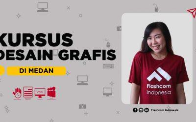 Mengikuti kursus desain grafis di Medan bersama Flashcom Indonesia dapat meningkatkan kompetensi di Dunia Kerja