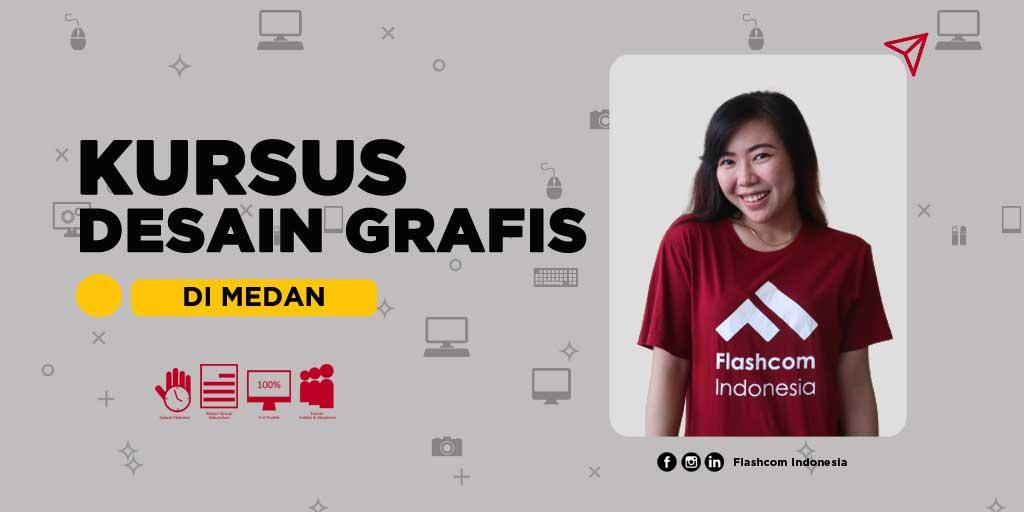 Kursus Desain Grafis di Medan