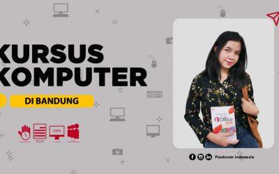 Menyelenggarakan Kursus Komputer di Bandung merupakan salah satu program Flashcom Indonesia
