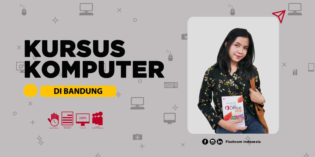 Kursus komputer di Bandung