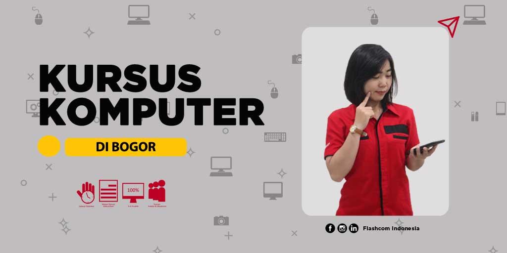 Kursus Komputer di Bogor Bersama Flashcom Indonesia untuk Menjadi Generasi yang Mahir Pemograman