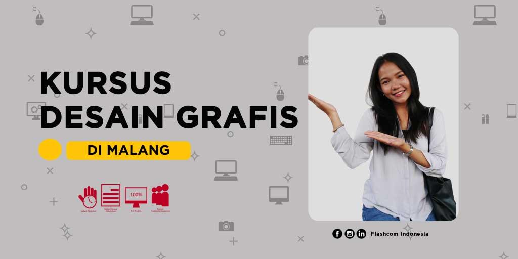 Kursus desain grafis di Malang