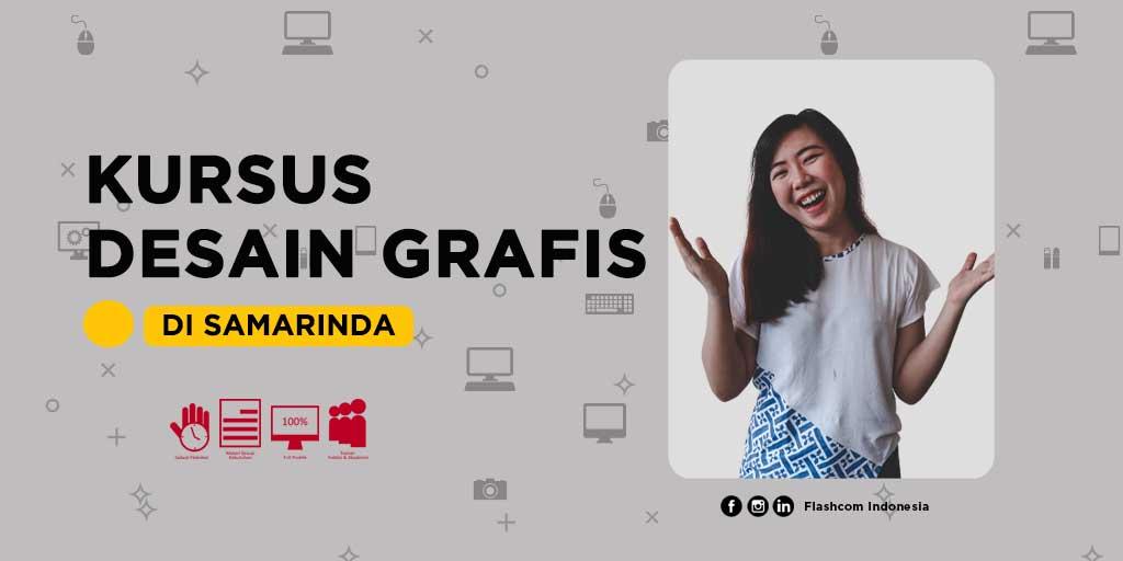 Kursus desain grafis di Samarinda