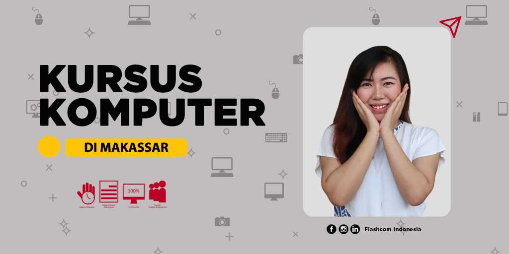 Kursus komputer di Makassar