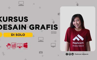 Kursus desain grafis di Solo menciptakan desain visual keren dan menarik