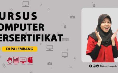 Inilah tempat Kursus komputer bersertifikat di Palembang dengan biaya terjangkau belajar membuat website