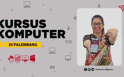 Kursus komputer di Palembang bersama Flashcom, cara terbaik mempelajari desain grafis