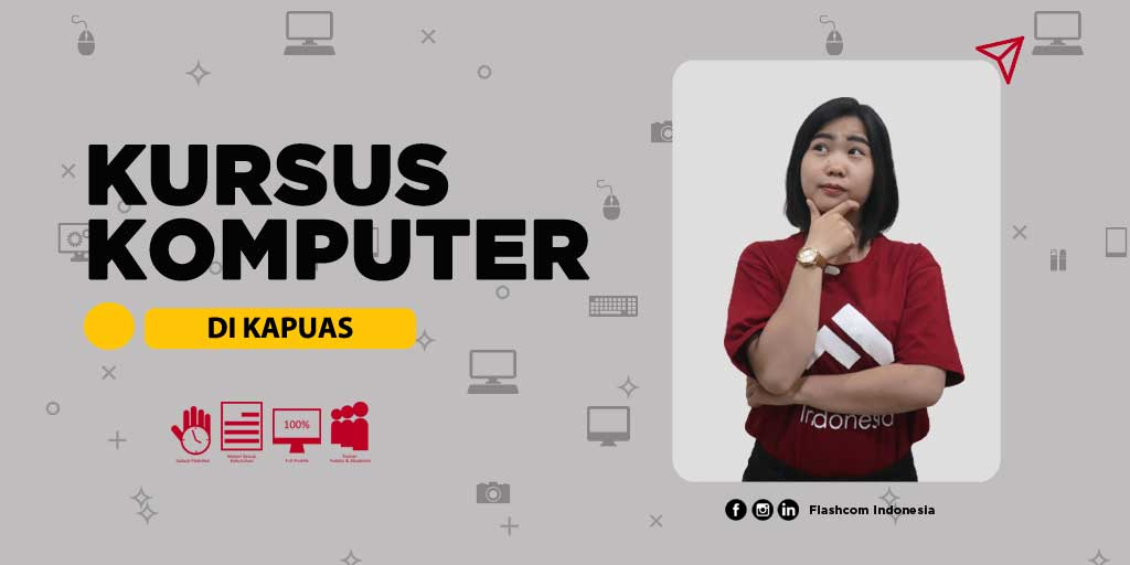 Kursus komputer di Kapuas dengan Flashcom membangun Website SEO Friendly
