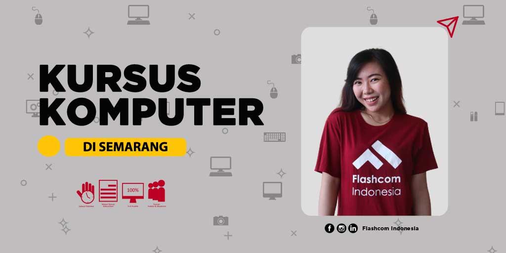 Kursus komputer di Semarang